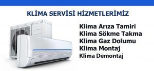 klima servisi hizmetlerimiz
