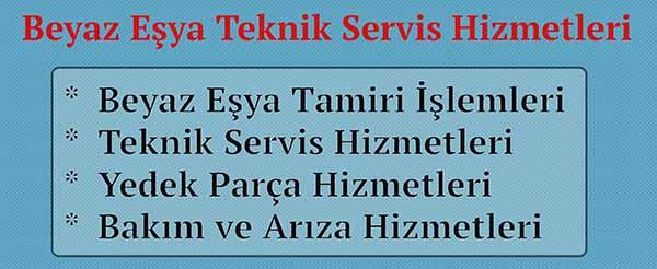 Miele Beyaz eşya teknik servis hizmetlerimiz